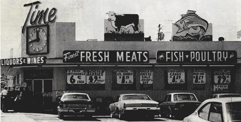 Time Market, 1976